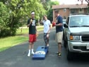 Cornhole With KSU Wrestling