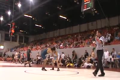 Ryan Olep (Flat River WC) vs. Rafael Rodrigruez (Rampage Red)