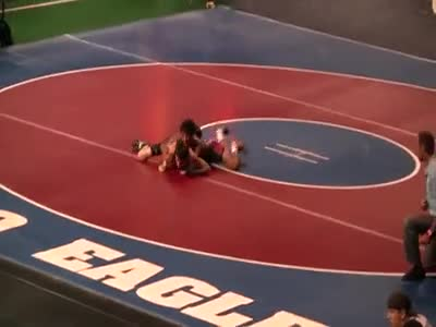 Cadet 98-GR Andrew Wallace(MO) v. Daniel May(PA) 2nd Period