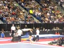 Alicia Sacramone 2010 US Nationals Day 1 VT Timer