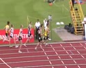 U17 Men 1500m Steeple Chase Final