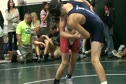109 lbs match Angelo vs. Lipari