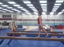 (Pre - Season) Jennifer Iovino - Beam