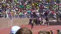 Crowd during Jamaican victory