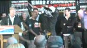 Jake Shields-Paul Daley weigh in