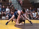 126lbs Joe Galaso (MV) vs Dylan Gerhart (WE)