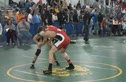 Round 1 - Paden Sparks (Farmington, MO) 15-2 won by major decision over Corey Barnes (Bolivar) 3-5 (Maj 16-8)