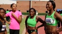 Speed Divas 4x1 Meet Record & 4x2 Champs - 2011 Florida Relays
