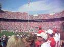 Bader at O-H-I-O Stadium