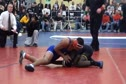 112 lbs match Williams Apple Valley MN vs. Juan Torres Simley MN