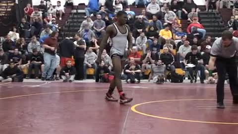 140lbs James Green -NJ vs. Pete Baldwin -FL