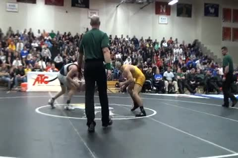 152 lbs finals Destin McCauley Apple Valley vs. Eric Morris Wyoming Seminary