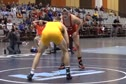 174 lbs finals Mack Lewnes Cornell vs. Ben Bennett Central Michigan