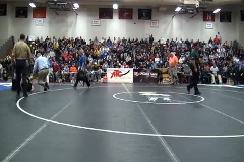 189 lbs finals Devin Peterson Wisconsin Rapids WI vs. Matt Herschel Apple Valley MN