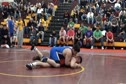 285 lbs semi-finals David Ng NY vs. Christopher Lopez IL