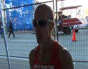 Jen Rhines Ready to get back to thr Track Houston Olympic Trials 2012 Houston Olympic Trials 2012