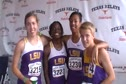 LSU 1st 4x800 2011 Texas Relays