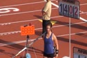 Morgann Leleux PV national record attempt 1 2011 Texas Relays