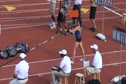 Morgann Leleux PV national record attempt 3 2011 Texas Relays