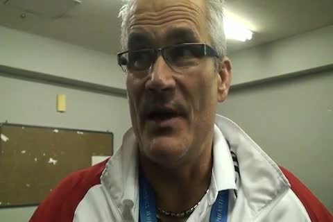 Head Coach of Team USA World Championship Team, John Geddert