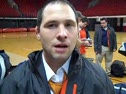 Coach Garland after Winning Title