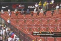 TV Broadcast - Men&#039;s 110m Hurdles Semi-Final 2