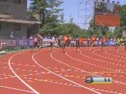TV Broadcast - Men's 200m Final