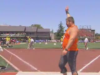TV Broadcast - Men's Field Events and Women's Pole Vault
