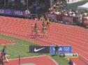 TV Broadcast - Women's 800m Final