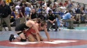 141lbs Jeff Jaggers Ohio State- vs. Casey Thome Army-