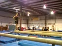 Blooper - Jarel switch leap fall on beam