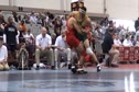 165 lbs round1 Justin Kerber Cornell vs. Tyler Johnson ND State