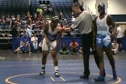 220 lbs finals Desmond James Camden County GA vs. William Ford South Dade